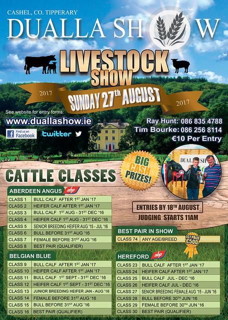 Livestock Show 2017