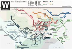 Речная сеть Центральной Азии / River system in Central Asia