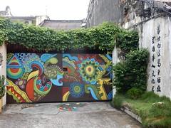 Mural Gates