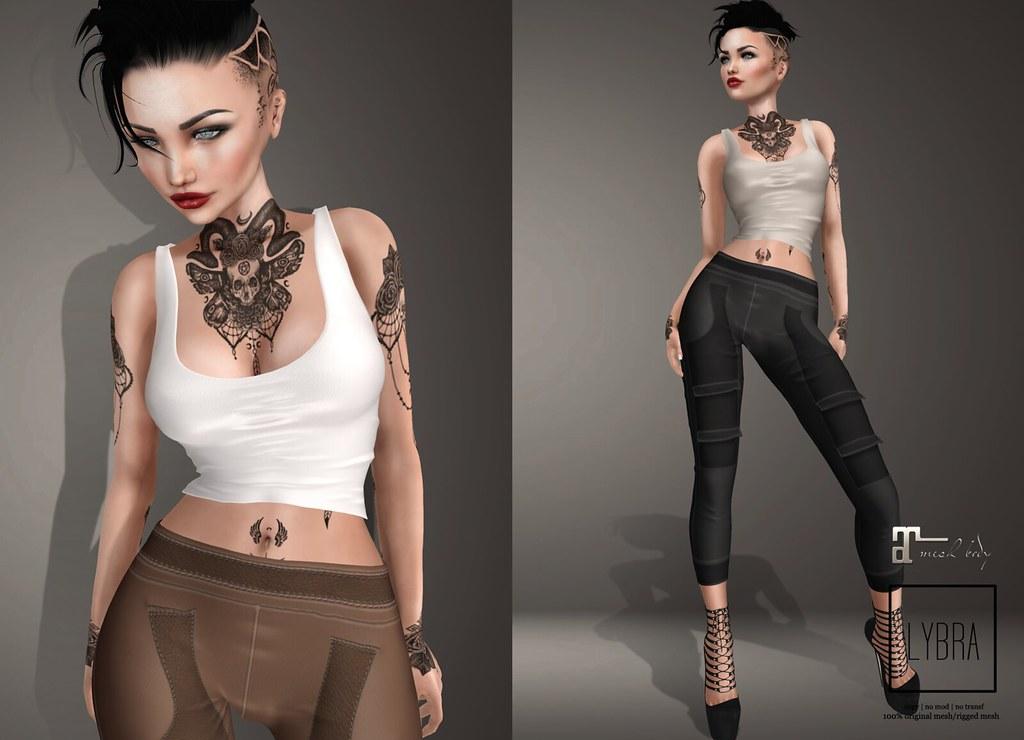 Dina for N°21 - SecondLifeHub.com
