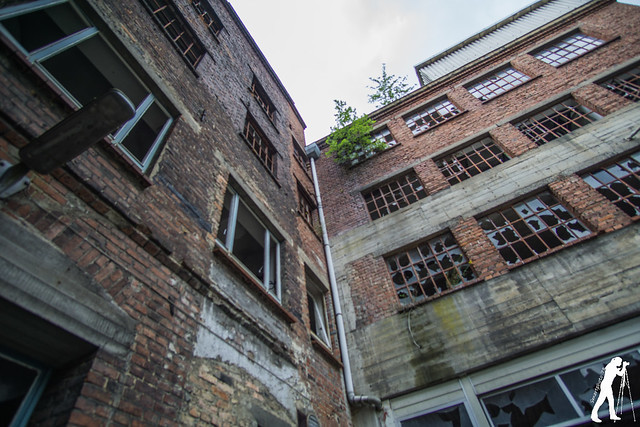 Lost Places: abandoned powder factory