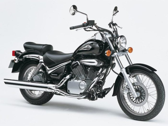 Suzuki VL 125 INTRUDER 2003 - 1