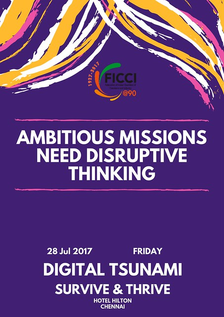 Ambitious missions need disruptive thinking