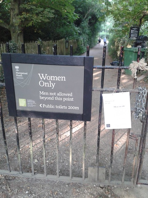 Highgate Ladies Pond