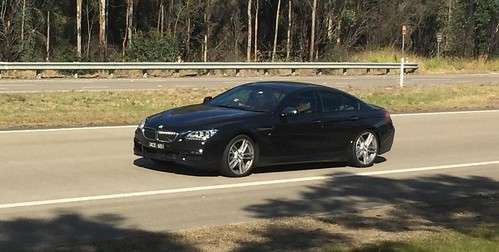 BMW at Wallaroo Forest on Pacific Highway