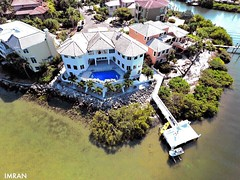 Home Blessed Florida Home Drone Selfie - IMRAN™