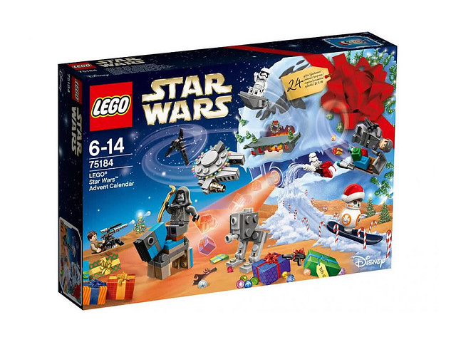 75184 Lego Star Wars 2017 Advent Calendar