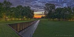 Vietnam Veterans Memorial Pano