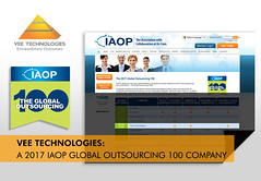 Vee Technologies: A 2017 IAOP Global Outsourcing 100 Provider