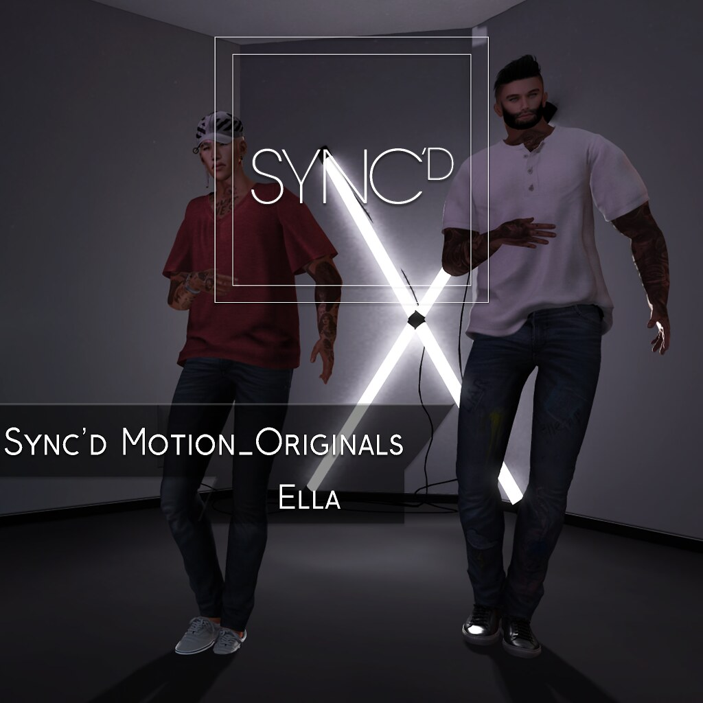 Sync'd Motion__Originals - Ella @ TMD