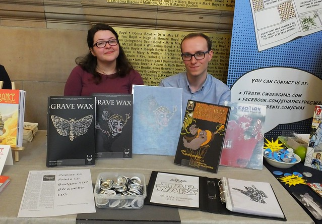 Small Press Day Glasgow 2017 04