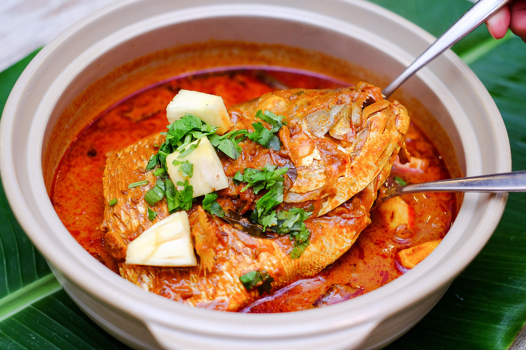 13 Heavenly Fish Head Curries That Will Make You S-curry ...