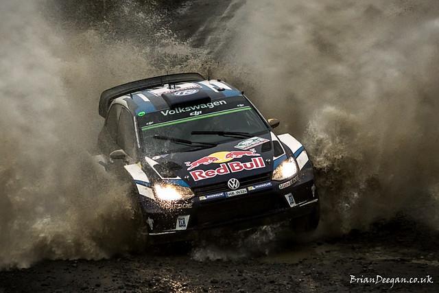 VW Polo WRC 16