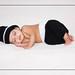 Small photo of Singleton baby