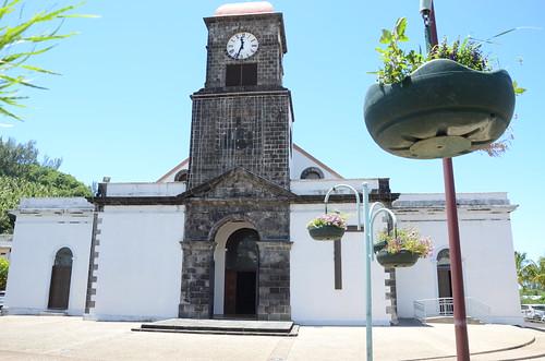 laréunion église saintjoseph place architecture