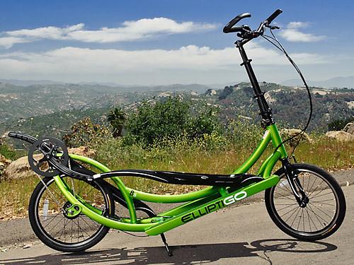 चित्र ११: इलिप्टिक सायकल