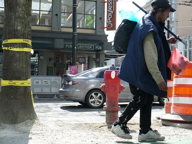 street life, Panasonic DMC-LZ7