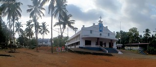 St Mary's Church, Ponganamkad, Thrissur 2