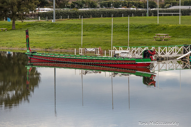 IMG_1333 Clive waka reflection, Canon EOS M5, Canon EF-M 55-200mm f/4.5-6.3 IS STM
