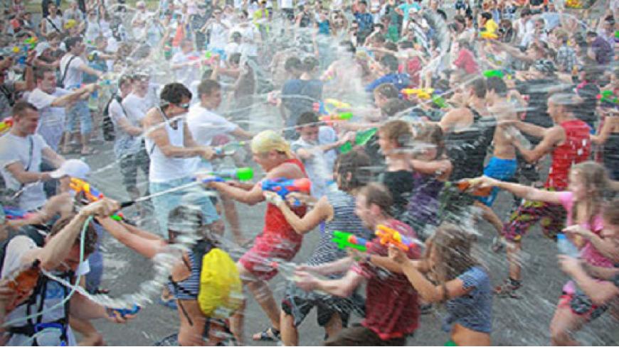 Фестиваль Живой Воды