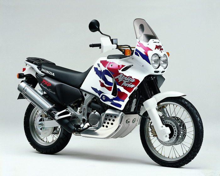 Honda XRV 750 AFRICA TWIN 2001 - 2