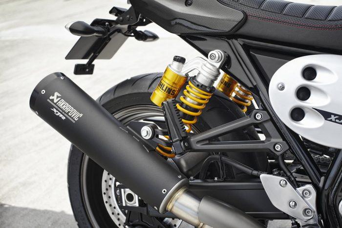 Yamaha XJR 1300 RACER 2015 - 15