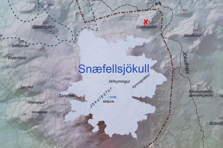 Kade tade Islandom, ale hlavne za snehom, časť 4.