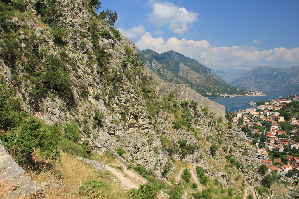 The Ladder of Cattaro, Kotor