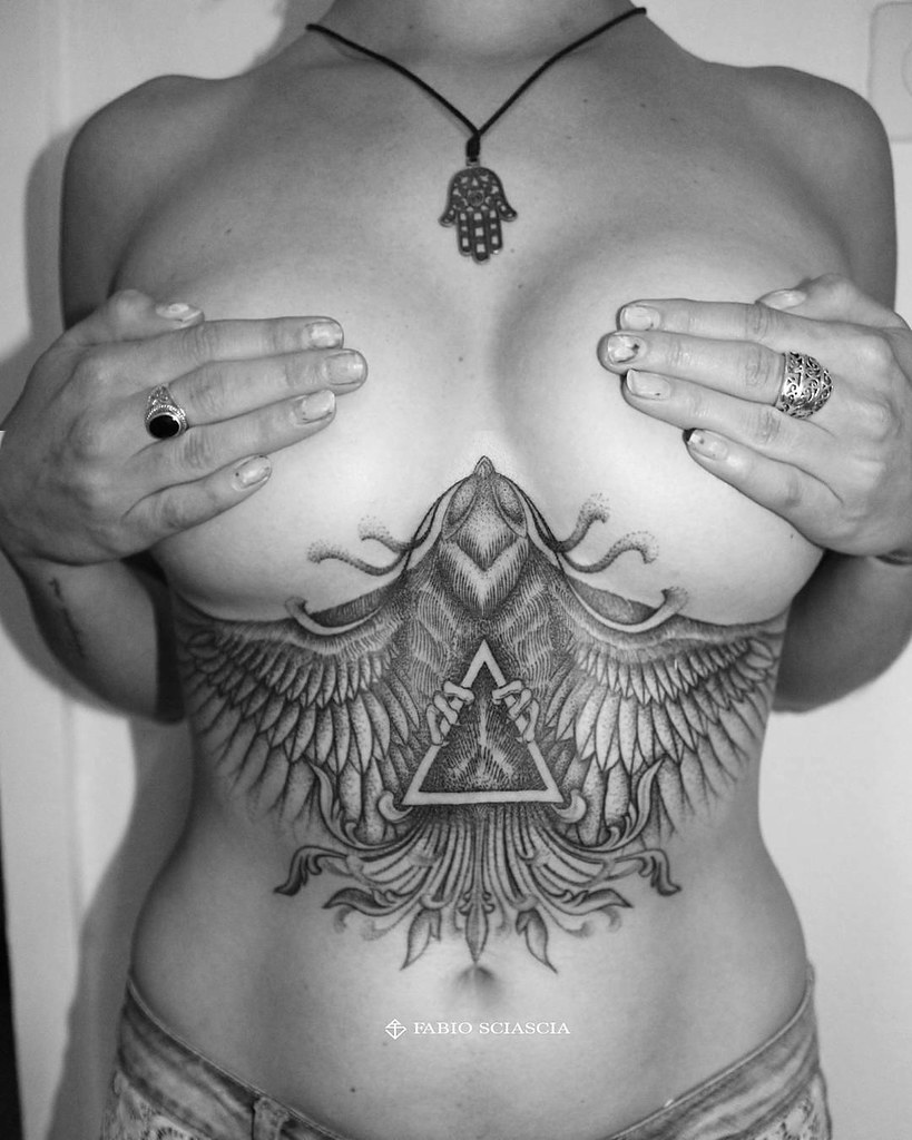 9f0f93763957b Underboob Tattoo Ideas flickr photos of bird tattoo | picssr