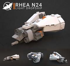 Rhea N24 Light Dropship