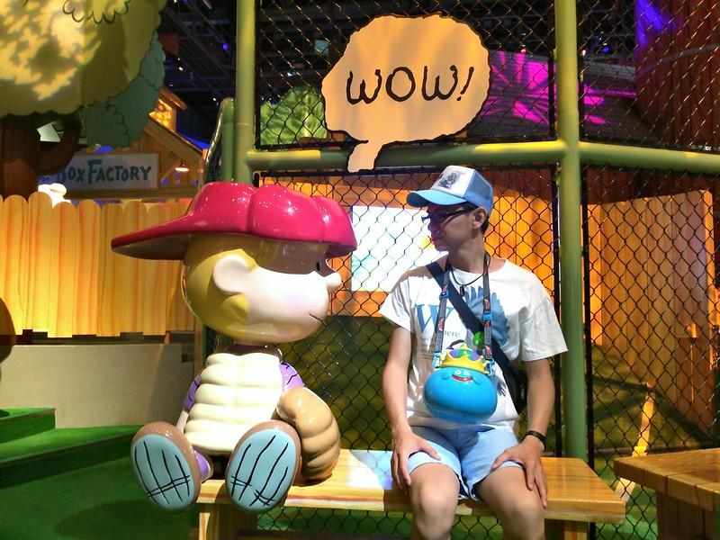 環球奇境-Snoopy