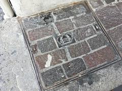 Rethymnon manhole cover 3