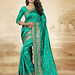 Turquoise Art Silk Party Wear Sarees published on Wilori click http://wilori.com/product/turquoise-art-silk-party-wear-sarees-2/  to open by wilori