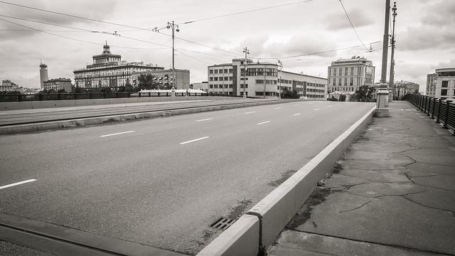 B. Ustyinsky Bridge, Moscow