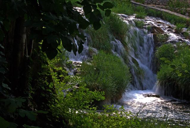 Krka national park....