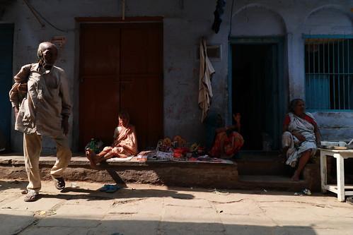Old Age Blues @ Varanasi
