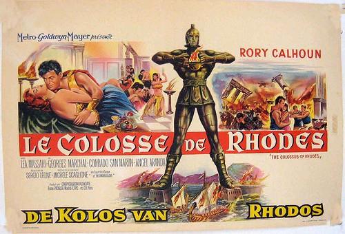 Il Colosso di Rodi - Poster 8