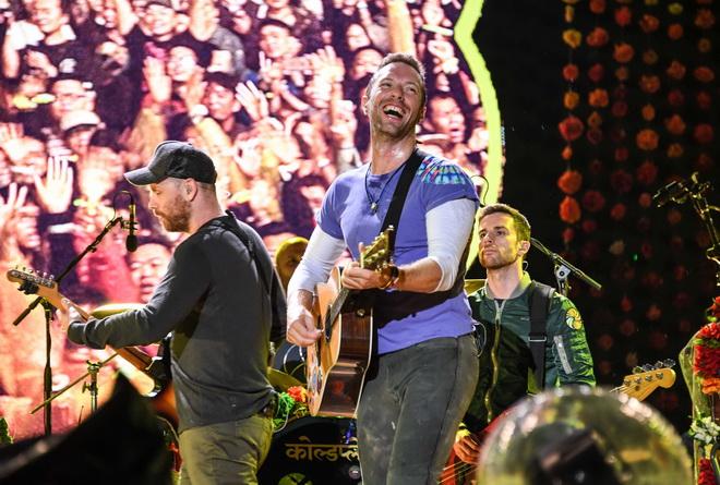 英國搖滾天團─酷玩樂團 COLDPLAY首度來台帶給台灣樂迷最絢麗非凡的國際性演出