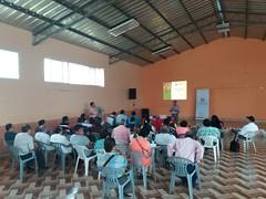 Socializaron el proyecto de Gestión Integral de Desechos Sanitarios