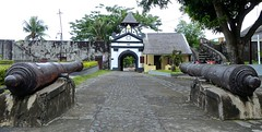 Fort Benteng Oranye, Kota Ternate