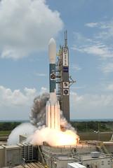 Launch of Fermi Telescope