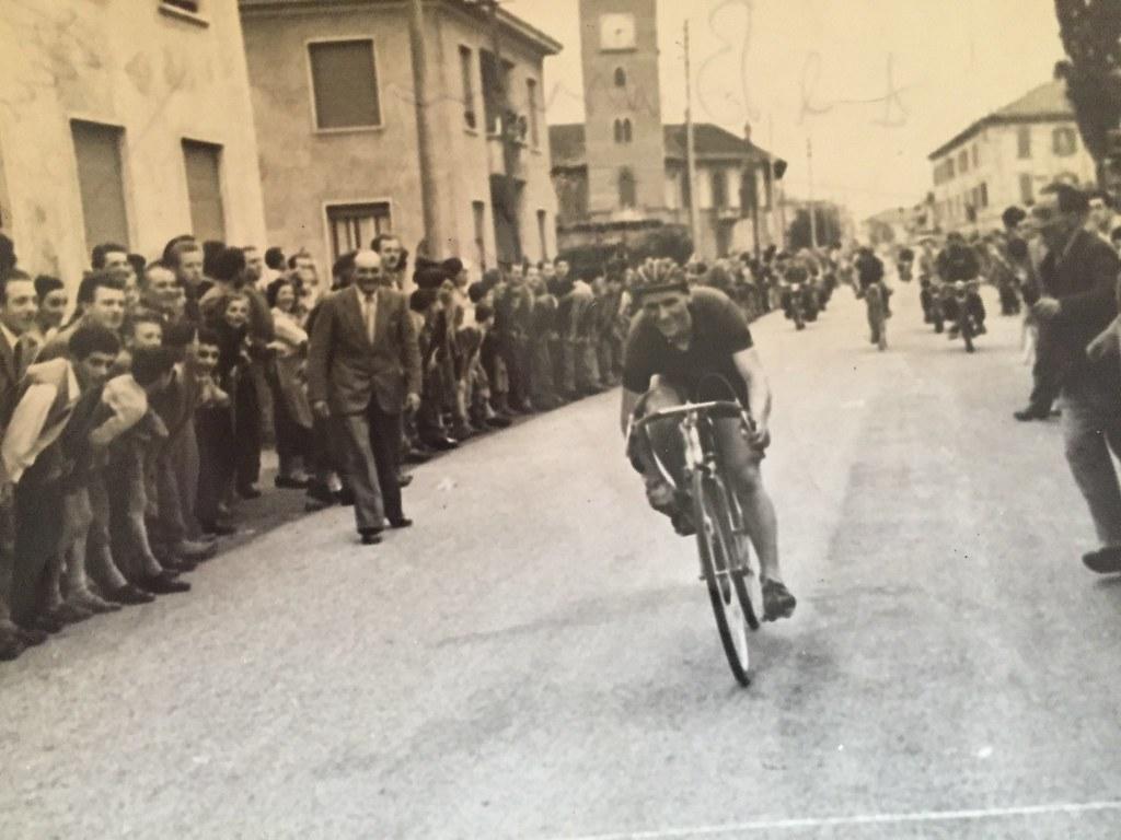 Coppa Magistroni Biassono (1954) (materiale inviato dal figlio Danilo .... grazie)