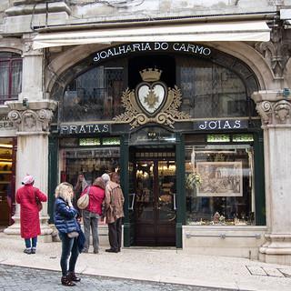 Jewelery Shop Lisbon