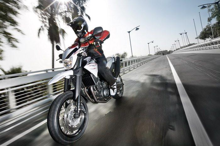 Yamaha XT 660 X 2014 - 13