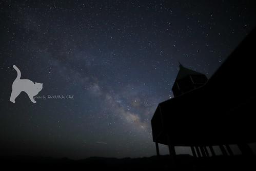 四国中央市 愛媛県 日本 milkyway starrysky star 星空 天の川