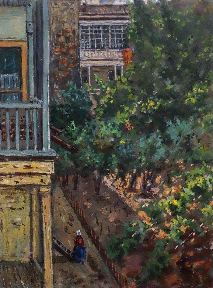 Armenian impressionism_21_Gayfejian