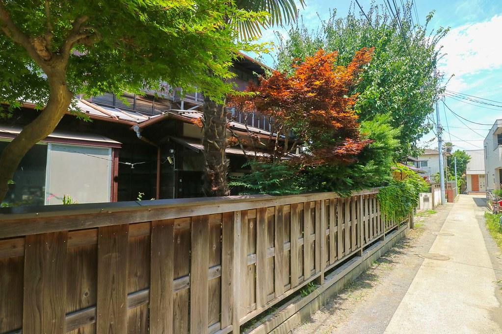 鎌倉の中古戸建:由比ガ浜の古民家