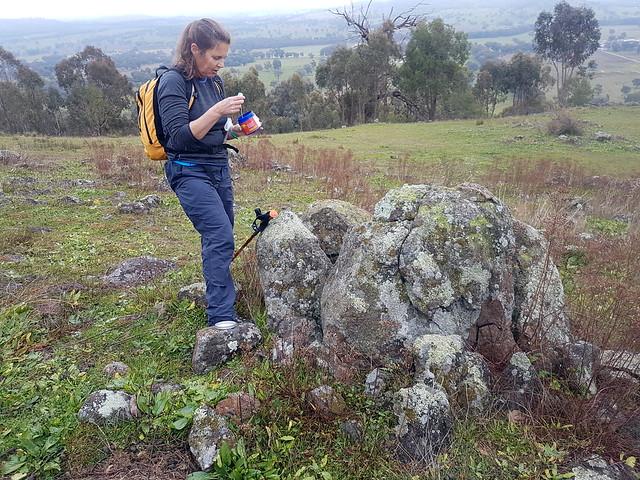 Geocache found = an MVB one of course!