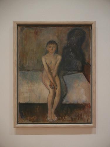 DSCN9102 _ Puberty, 1894, Edvard Munch, SFMOMA