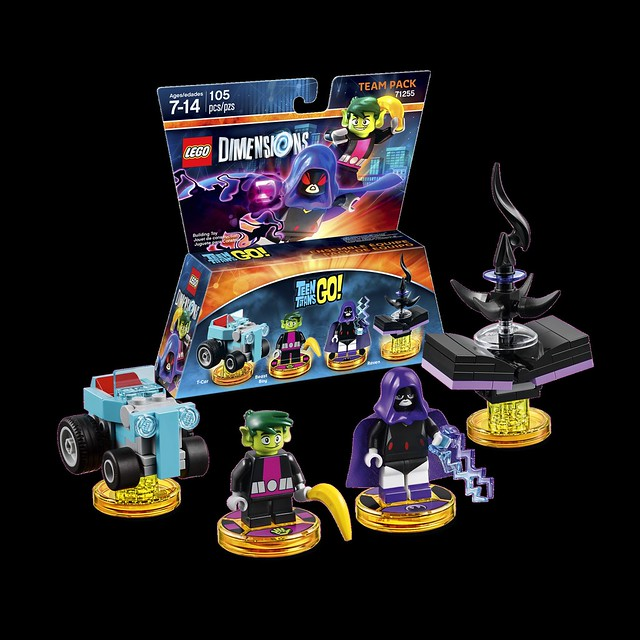 71255 Teen Titans Go! Team Pack
